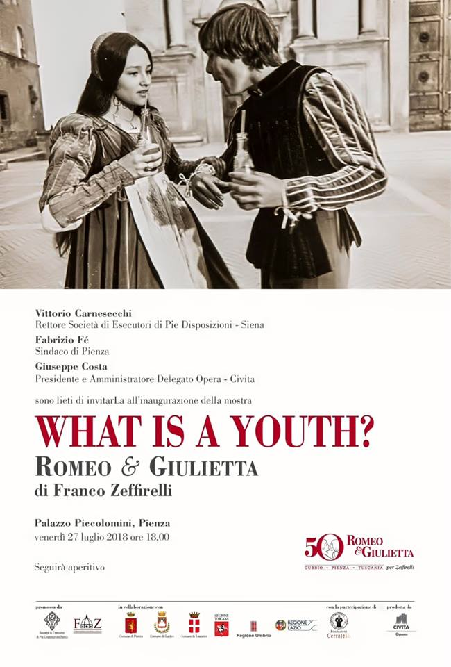 What is a Youth? - Romeo e Giulietta 50° anniversario